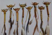 Badger Claw Medicine Rattle