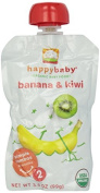 Simple Combos Banana & Kiwi 100mls (Case of 16) by HAPPYBABY