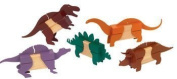 Guidecraft Block Mates (Dinosaurs) by GuideCraft