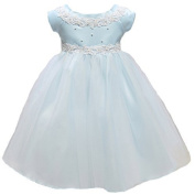 KID Collection Baby-Girls Princess Tulle Flower Girl Dress by Kid Collection