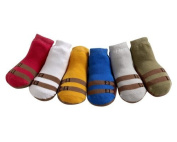 Jazzy Toes Baby Boys' Sandals Sock Set - Boys by Jazzy Toes