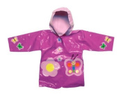 Kidorable Butterfly Raincoat (6/6X) by Kidorable