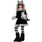 Sweet Raccoon Kids Costume by Fun World Costumes