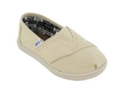 Toms Tiny Classics Canvas Infants Shoes by TOMS