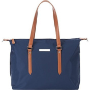 Perry Mackin Ashley Nappy Bag (Navy) by Perry Mackin