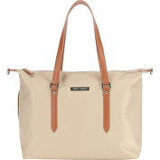 Perry Mackin Ashley Nappy Bag (Beige) by Perry Mackin