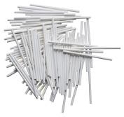 Paper stalks for Flexiform Cake Pops, Lollipop Sticks, 10cm, Set of 100 [ARTUROLUDWIG]