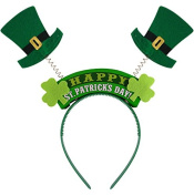 St Patricks' Day Top Hat Style Head Boppers