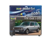 """Revell GmbH 170360cm VW Golf 1 GTI"""" Model Set"""
