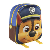 Paw Patrol 2100001560 31 cm 3D Effect Chase Junior Backpack
