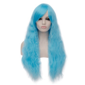 "70CM 27.5"" Long Curly Series Cosplay Wig Harajuku Lolita Costume Wigs Synthetic Wig"