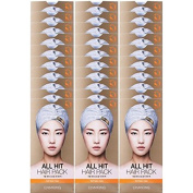 CHAHONG ardour All Hit Hair Pack 35g 30 pcs set, Self Hair Care 4 in 1 with ,Home Care & Simple PDF English User's Manual & Key Ring.