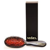 Professional detangling MIŠEL hairbrush.