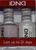 DND (Gel & Matching Polish) 511 - Nude Sparkle