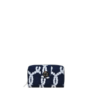 Anchor Prints NGIL Quilted Twist Lock Wallets