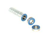 8x16 Rubber Sealed Ball Bearings (10) 8x16x5 for Traxxas RC Vehicles 5118 TRA5118 Slash Revo E-Maxx, Model