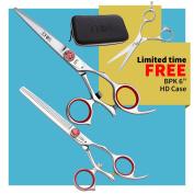 Joewell JPS 14cm Shear & JTFSR 40 Thinner & Free BPK 15cm & Case