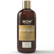 WOW Organics Hair Strengthening Shampoo, 300ml