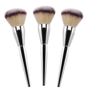 Makeup Brush ,Women Vovotrade Pro Cosmetic Makeup Face Powder Blusher Curve Foundation Makeup Brush