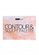 BEAUTY TREATS Contour Sculpt Palette 5 face powder
