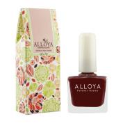 Alloya Natural Non Toxic Nail Polish, Water Based, Full Colour 021-040