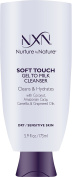 Nurture by Nature Soft Touch Gel To Milk Cleanser, 5.9 Fluid Ounce