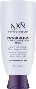 Nurture by Nature Power Detox Clear Complexion Mask, 3.3 Fluid Ounce