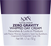 Nurture by Nature Zero Gravity Whipped Day Cream, 1.7 Fluid Ounce