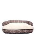 Pet Maison Dot Sofa Comfy Pet Bed Pet Bed