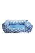 Pet Maison Quartre Foil Cuddler Pet Bed Pet Bed