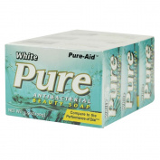 Pure-Aid Pure Antibacterial Bar Soap-3ct
