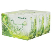 Pure-Aid Pure Cucumber Bar Soap-3ct