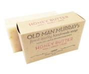 Honey Butter Shea, Honey, Oats Unscented All-Natural Soap