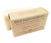Gin & Tonic Juniper, Pine, Spruce All-Natural Soap