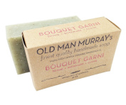 Bouquet Garni Thyme, Rosemary, Clove Herbal All-Natural Soap