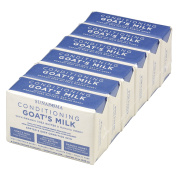 SUNAROMA Goat's Milk Soap, 6 Count