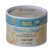 Flower Butter Coco Van By Organic Essence