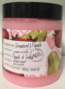 Asquith and Somerset Strawberry and Papaya Sugar Scub 570ml