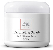 Lilah James Exfoliating Scrub And Mask 240ml - A Natural Mask And Scrub
