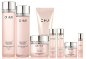OHUI Miracle Moisture Special Set for Gift / Chiffon-ceramide - Total 8 pcs 2016 New Version