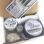 Rip Stopper Rip Prevention Kit | Skincare Helps Repair Skin Rips & Prevent Blisters | 100% Natural | CrossFit, Climbers, Weightlifter, Rower