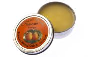 Artisan Jojoba Oil Orange Hand Salve scented with fresh Orange Zest, All Natural and Hand Made, 60ml