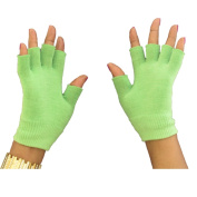 Hand Moisturising Gloves | Gel Gloves | Spa Gloves | Leave Tip of Finger Free For Touch Screen Functionality | Great Winter Gloves