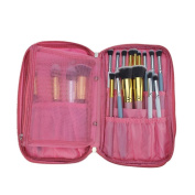 DEESEE(TM) Pro Makeup Brush Bag Cosmetic Tool Brush Organiser Holder Pouch Pocket Kit