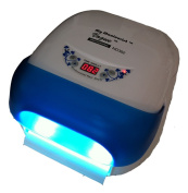VOGUE PROFESSIONAL ® - Salon Experts - DRY & CURE FAST in Seconds Compatible with latest UV gel system light activated, Regular Gel, Natural Nails, UV curing Lamp 36 Watts, Light Nail Dryer, Programme LED Digital Timer, Auto on/off, For Spa Nails. Buil ..