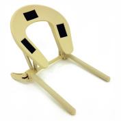 Royal Massage Standard Universal Adjustable Massage Table Contoured Face Cradle Assembly - Beige