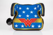 KidsEmbrace WB Belt Positioning Backless Booster Car Seat, Wonder Woman