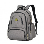 YuHan Baby Nappy Bag Travel Backpack Handbag Large Capacity Fit Stroller
