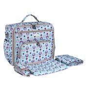 Kayhoma Fashion Mom Nappy Bag Multifunctional Large Capacity Waterproof Baby Bag Mom Tote Shoulder Bag