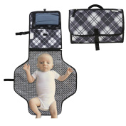 Baby Nappy Changing Pad Portable Foldable Mat for Travel and Home